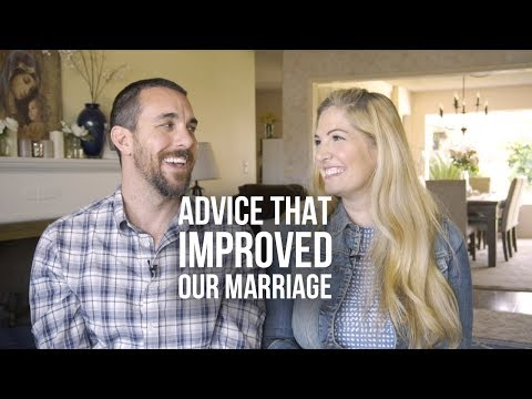 The Advice that Improved Our Marriage
