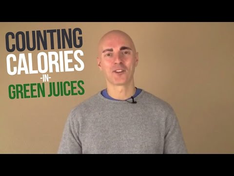 Video #AskYuri: How many calories are in green juice?