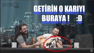 Oğuzhan Uğur - Selçuk Balcı Süper Düet Diz Dize     Komedi (Dakika 2:26) / PİNÇ