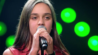 Sofia - Ice Queen | Blind Auditions | The Voice Kids | VTM
