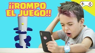 Helix Jump ¡¡LO BUGEO!! videojuegos para niños gratis para Amdroid y iphone