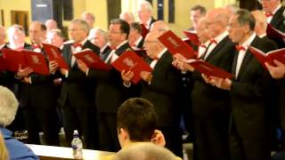 The Rose    Braintree Male Voice Choir    Coggeshall May 2017