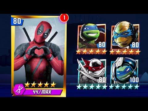 Ninja Turtles Legends PVP HD Episode - 536 #TMNT