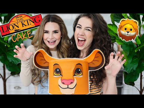 Download LION KING CAKE ft Colleen! - Nerdy Nummies HD Mp4 3GP Video and MP3