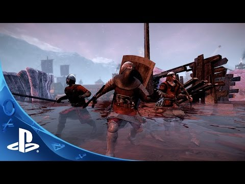 Chivalry: Medieval Warfare - Announce Trailer | PS4 thumbnail