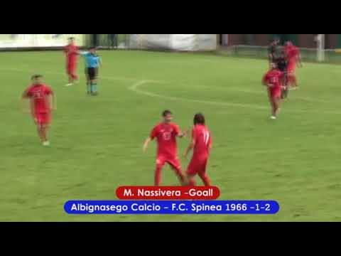 Preview video Albignasego Calcio - F.C. Spinea 1966_2-2 (10.09.2017)