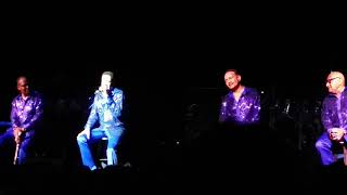 """The Four Tops in Phoenix 2018 """" I Believe in You and Me """""""