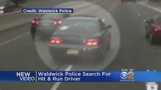 Hit-And-Run In Waldwick, N.J.