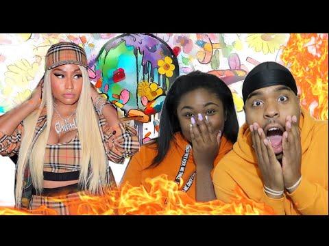 NICKI SNAPPED 🔥🔥  Future - Transformer Ft. Nicki Minaj (WRLD ON DRUGS)  REACTION!!!