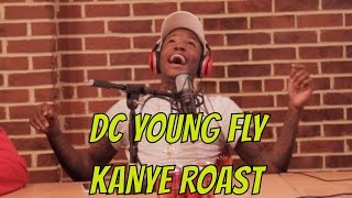 @DCYoungFly Kanye West Rant Roast Session with Sheneka Adams