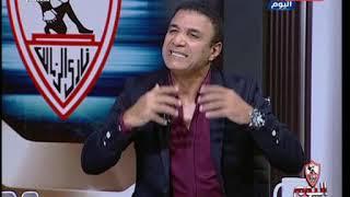 المعلق الرياضي أحمد الطيب يشن هجوم علي رضا عبد العال بعد وصفه الخطيب بالفاشل