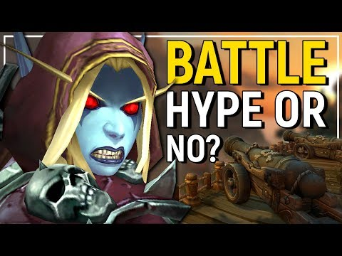 TOO VAGUE? 17 Reasons To Be Hyped & Worried | WoW: Battle for Azeroth