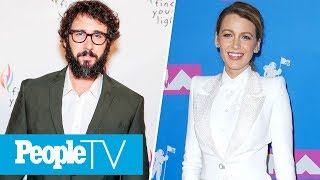 Josh Groban On His Romance With Katy Perry, Blake Lively Slams Fashion Critic | PeopleTV