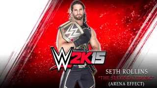 "WWE - Seth Rollins 5th Theme Song ""The Second Coming"" (2K Arena Effect) + Download Link 2015 ᴴᴰ"