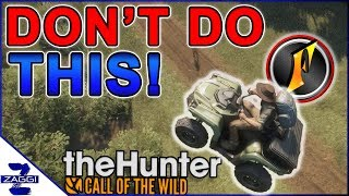 Gambar cover How NOT to Hunt - TheHunter Call of the Wild With Flinter