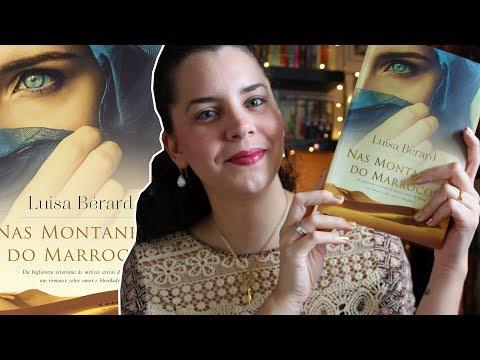 NAS MONTANHAS DO MARROCOS, de Luisa Bérard | BOOK ADDICT