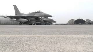 preview picture of video 'Majestic Eagle 2013 : 510th leaves for Morocco'