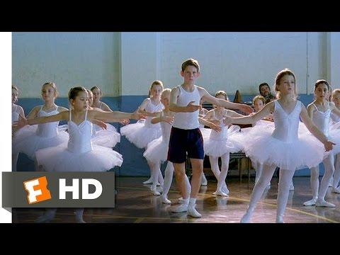 Billy elliot  3 12  movie clip   pirouette practice  2000  hd
