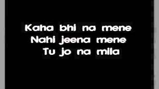 YouTube Yeh dooriyan full song with Lyrics Love aajkal.mp4