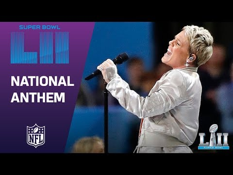 The Star Spangled Banner (Song) by Pink