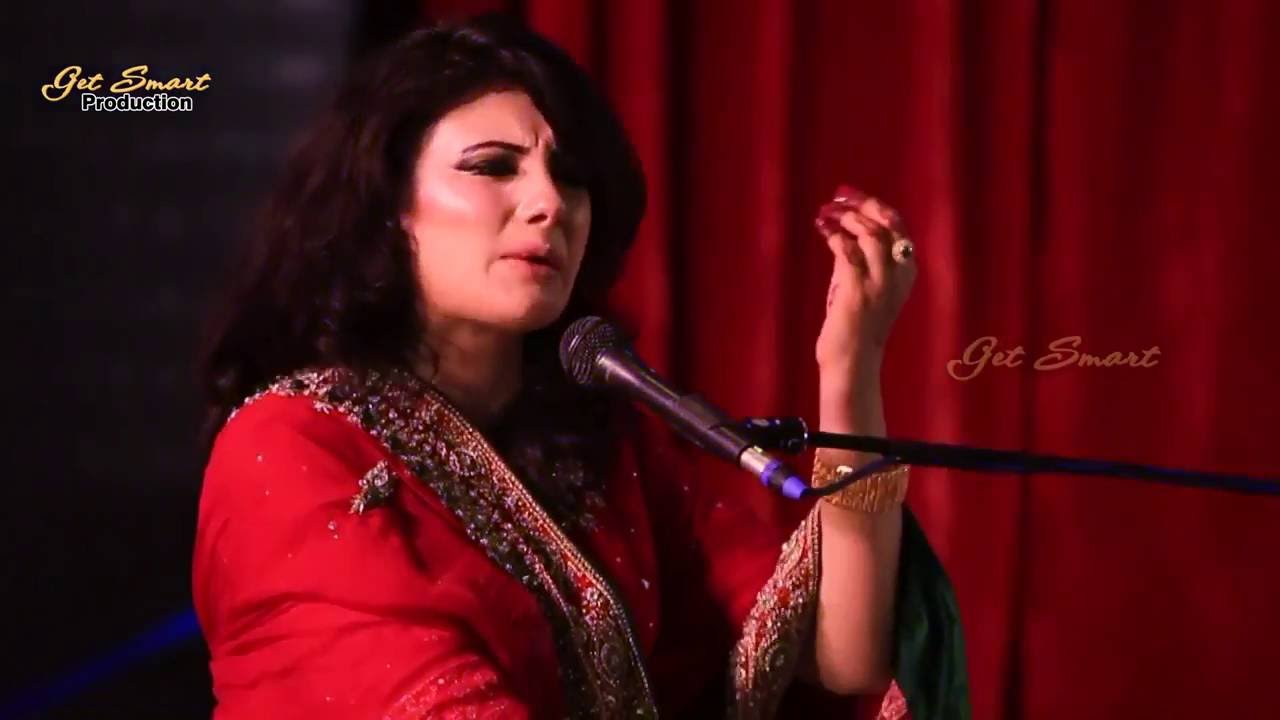 Pashto New Songs 2016 Nazia Iqbal New Songs Sra Lopata Me Mazrana Manle