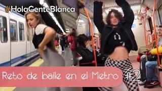 #2 RETO DE BAILE EN EL METRO
