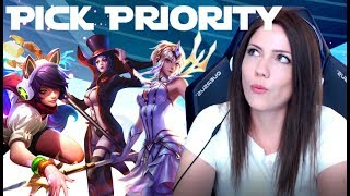 KayPea - Pick Priority :3