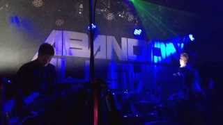 Abandon All Ships - Geeving (Live at Greene Street Club)
