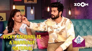 """Sunny Kaushal on brother Vicky Kaushal: """"Bachpan se hi Vicky is marriage material""""  