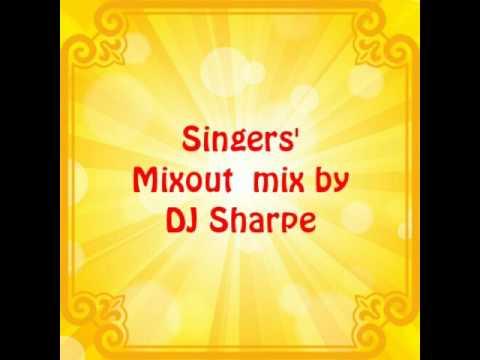 HOT DISCO FUNK MIX bk DJ. SHARPE