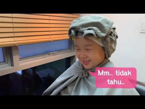 [Komi Unni's life in Korea] #2 Beauty Salon