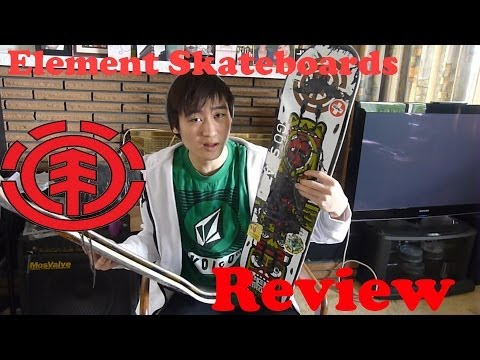 Element Skateboards Review
