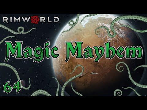 Rimworld: Magic Mayhem - Part 64: Two Quick Stops