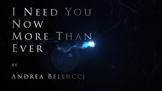 I Need You Now More Than Ever - Don't Listen OST by Andrea Bellucci