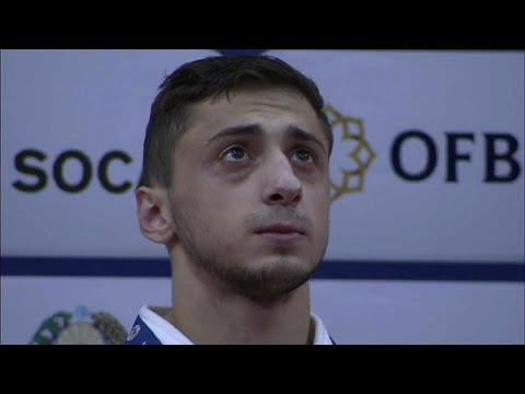 العرب اليوم - شاهد: يوم روسي ياباني حافل في افتتاح منافسات الجائزة الكبرى للجيدو في طشقند