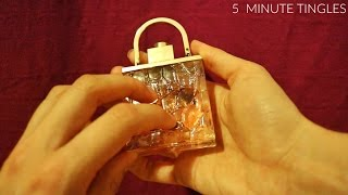 Binaural ASMR ♥ Scratching Textured Glass | Tingles Galore