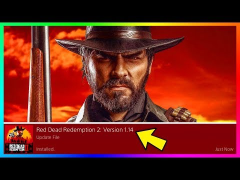 Red Dead Redemption 2 Received A NEW Secret Update & Nobody Knows What Rockstar Changed! (RDR2 1.14)