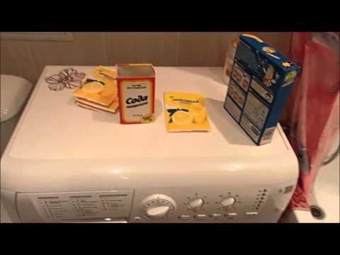 Как чистить стиральную машину от накипи (очень эффективно)