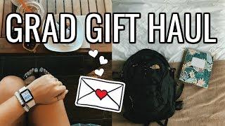 GRAD GIFT HAUL