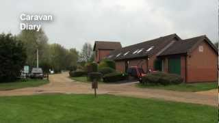 preview picture of video 'St Neots campsite and town'