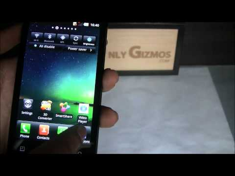 LG Optimus 3D MAX P720 Price in the Philippines and Specs