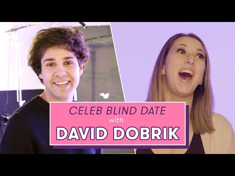 David Dobrik's Blind Date With a Superfan | Celeb Blind Date