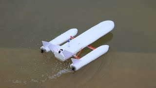 How to make a Boat - ROCKET BOAT
