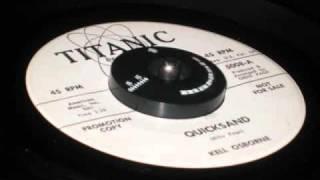 Kell Osborne - Quicksand - Northern Soul