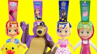 Our best masha and the bear toys