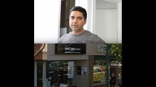 Interview with Sonu Owner of Verizon Store Summit, NJ & Store Experience