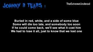 Hollywood Undead   Rain [Lyrics]
