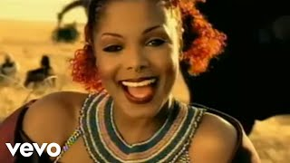 Janet Jackson - Together Again (Official Music Video)