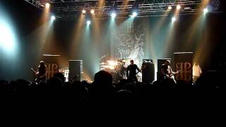 preview picture of video 'Paradise Lost - The Rise Of Denial (live at Toulouse Metal Fest)'