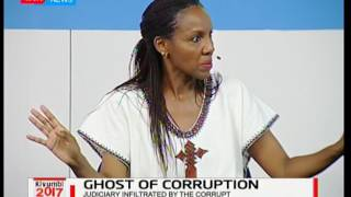 Has the Judiciary been infiltrated by corruption? Kivumbi 2017 pt 2